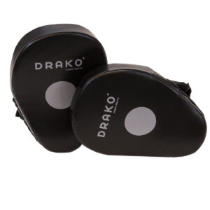 Drako Deluxe Leather Focus Mitts; focus mitts